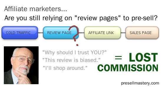 Why your affiliate marketing review page might be losing you sales and commissions